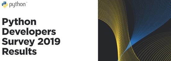 Python Developers Survey 2019