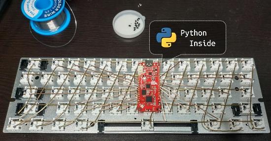 CircuitPython Keyboard