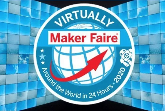 Virtually Maker Faire