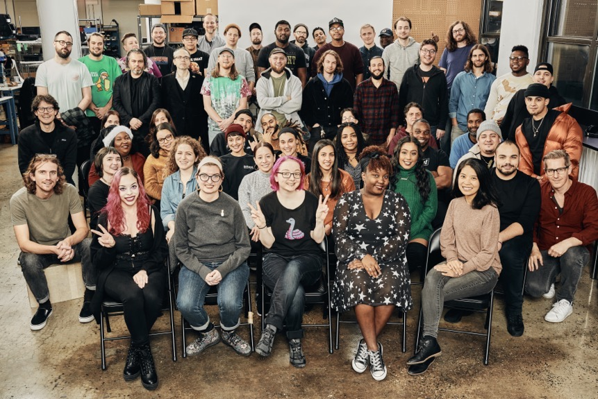 Adafruit Holiday Group Photo 2019 Final 1A ORIG