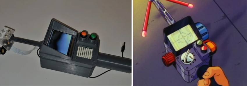 Ghostbusters PKE Meter 8 Steps with Pictures Instructables