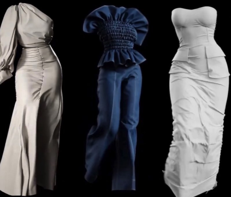 Hanifa Unveils 3D Virtual Fashion Show Inspired by the Congo 2 800x683