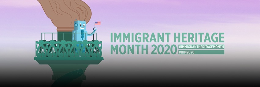 Adafruit immigrant heritage month blog