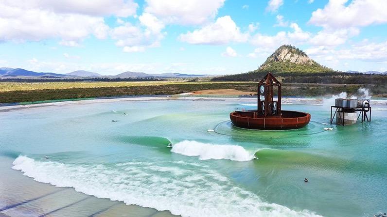 Surf lakes 5 wave system designboom 001