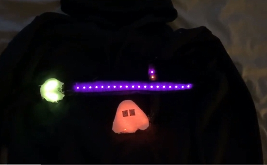 Pacman Hoodie