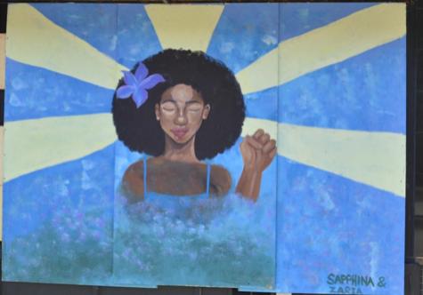 GALLERY Public art pops up on State Street s boarded windows