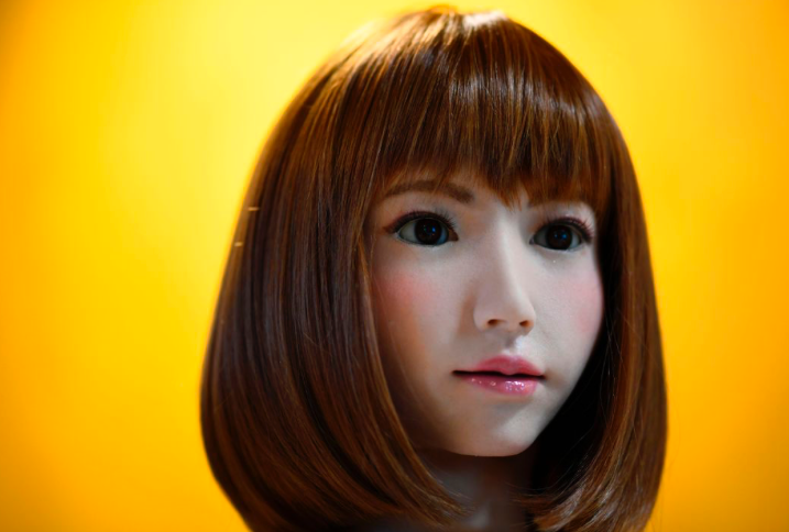 Robot actress to star in big budget sci fi movie CNET