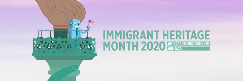 Adafruit Immigrant Heritage