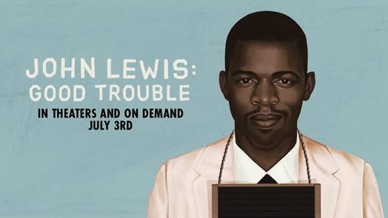 John Lewis: Good Trouble movie poster