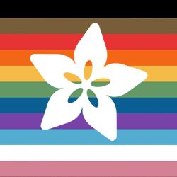 Adafruit Pride 2020 post series