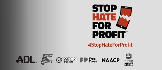 Stop Hate for Profit