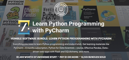 Python Book Humble Bundle