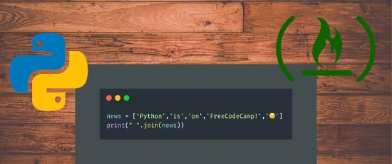 freeCodeCamp has Python Certifications