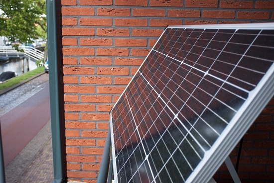 Blog Running on Solar Power