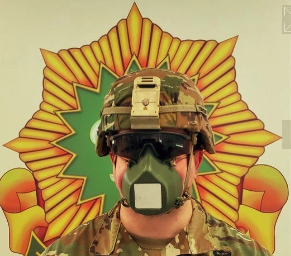 N95 Tactical Respirator by brianmims Thingiverse