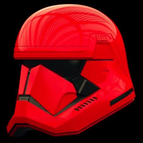 Sith Trooper Helmet by vek3d Thingiverse