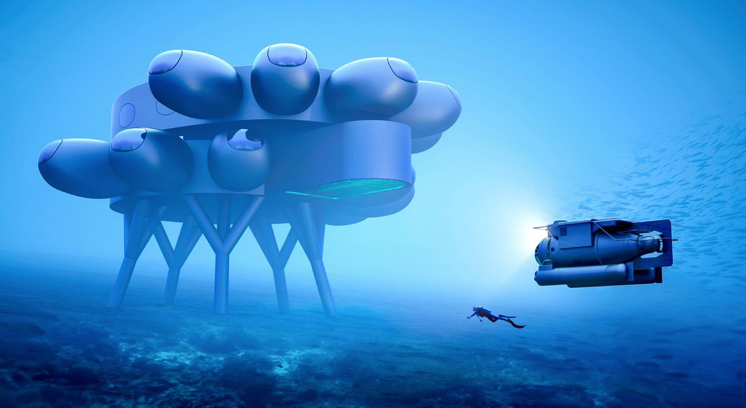 Proteus will be an underwater research lab worthy of a Bond villain CNET