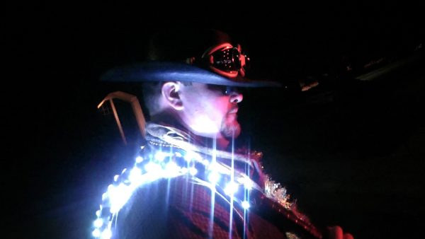 LED bullwhip