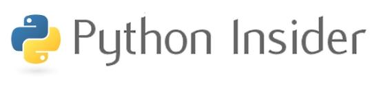 Python Insider Blog