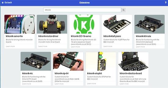 Kitronic Extensions