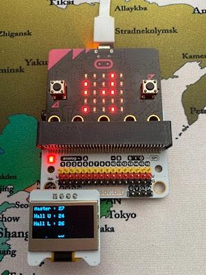 micro:bit network