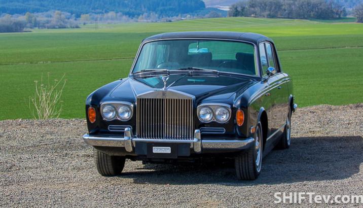 An Oregon EV shop gave Johnny Cash s old Rolls Royce a Tesla transplant Roadshow
