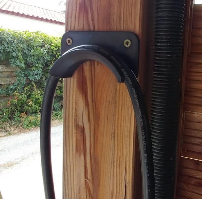 EV Cable Holder PrusaPrinters