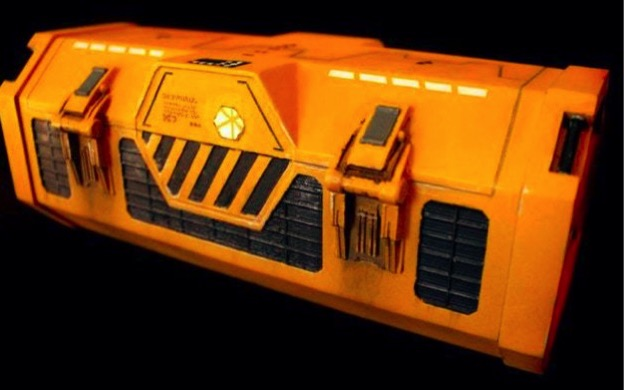 Star Wars Rogue One Kyber Crystal Functioning Crate by TonyBloke Thingiverse