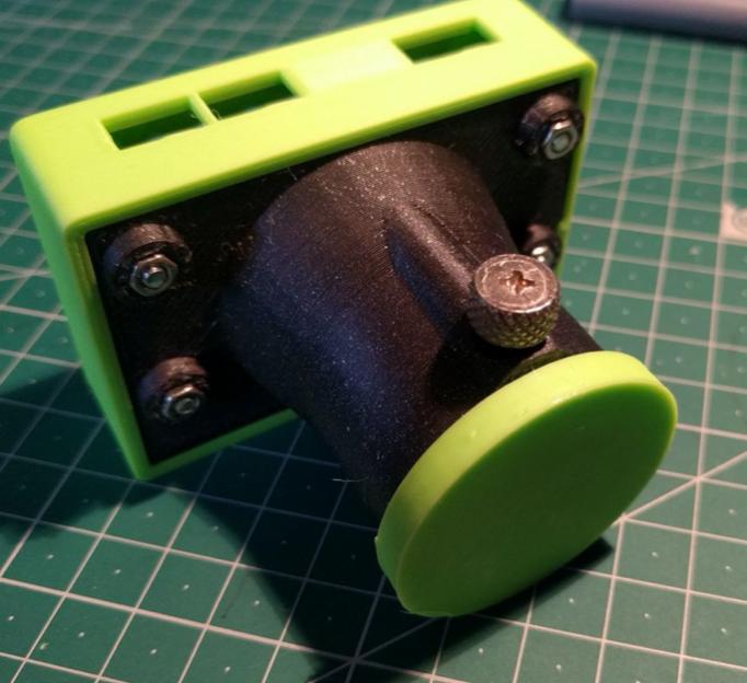 Microscope Zero Pi Camera PrusaPrinters