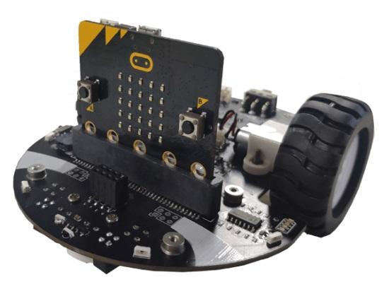 BPI Q-Car kit for micro:bit