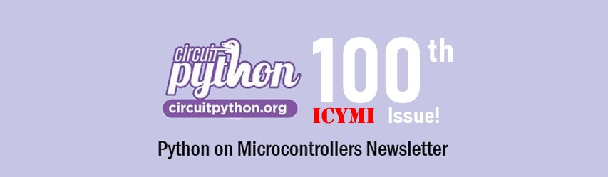 ICYMI Python on Microcontrollers Newsletter: Over 200 CircuitPython compatible boards! #Python #Adafruit #CircuitPython #ICYMI @micropython @ThePSF - RapidAPI