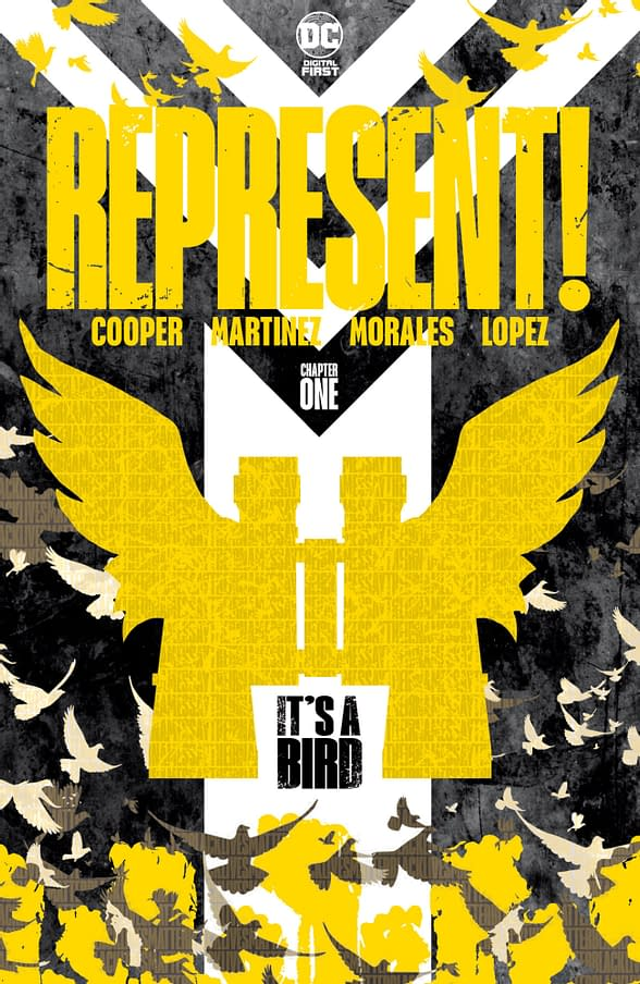 REPRESENT 01 cover