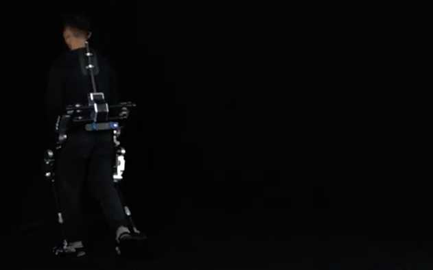17 This Chinese Company Uses Robotic Exoskeletons to Keep Workers Safe YouTube