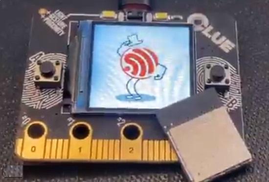 Adafruit WiFi CLUE ESP32-S2