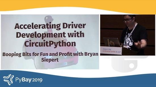 Driver Development with CircuitPython