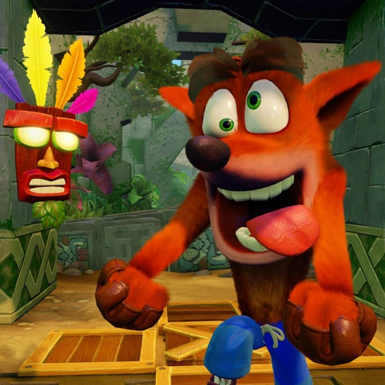 Crash Bandicoot N 0 0