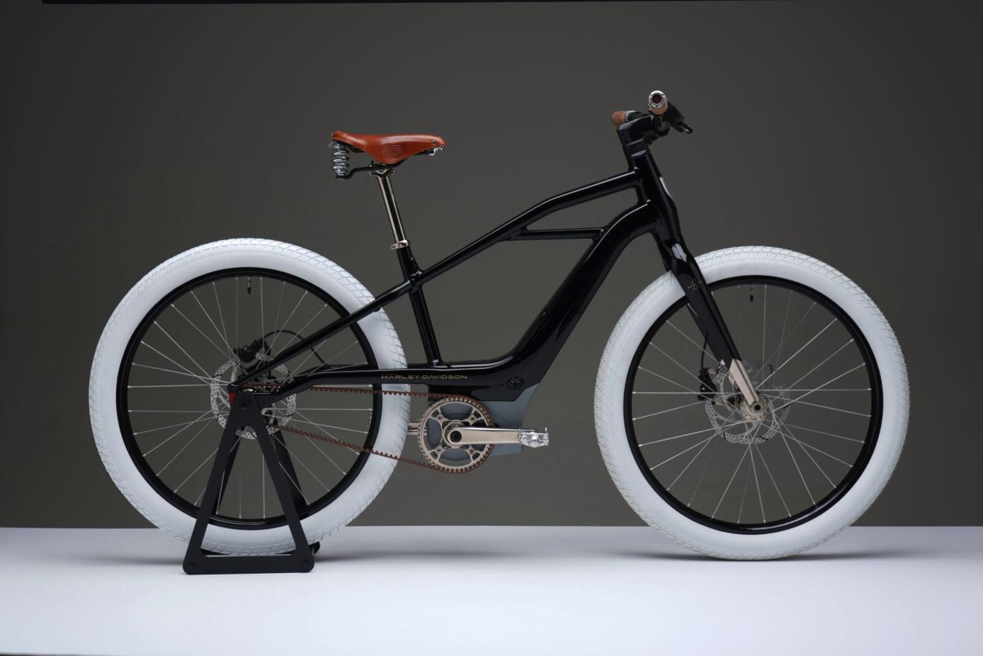 H D bike