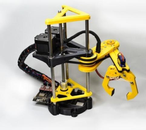 YouMagine Arduino Robotic Arm OPEN SOURCE Python control APP EXTRAS by jjrobots com YouMagine 📱