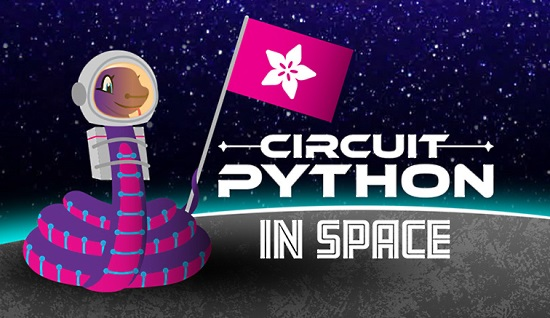 CircuitPython in Space