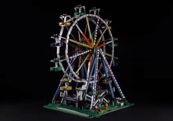 micro:bit Ferris Wheel