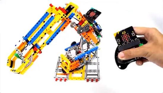 Mechanical Arm control