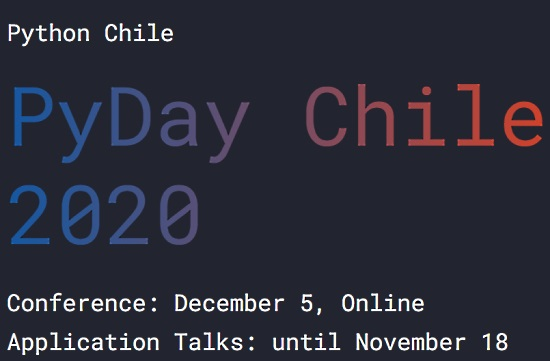 PyDay Chile