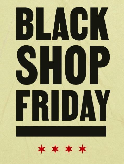 Black Shop Friday