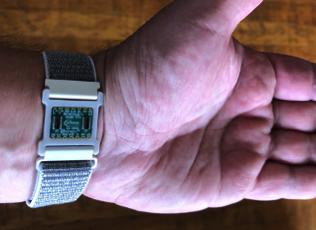 Blumio prototype wearable