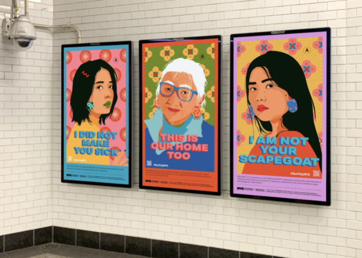 I Am Not Your Scapegoat Artworks Denounce Increasing Anti Asian Bigotry