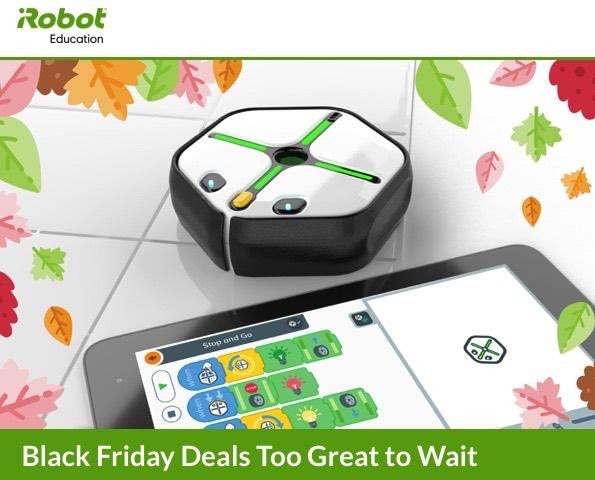 iRobot Education deals #ADADEALS @iRobotEducation