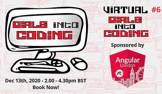 Virtual Girls into Coding