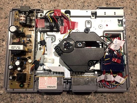Making PlayStation 1 Modchips