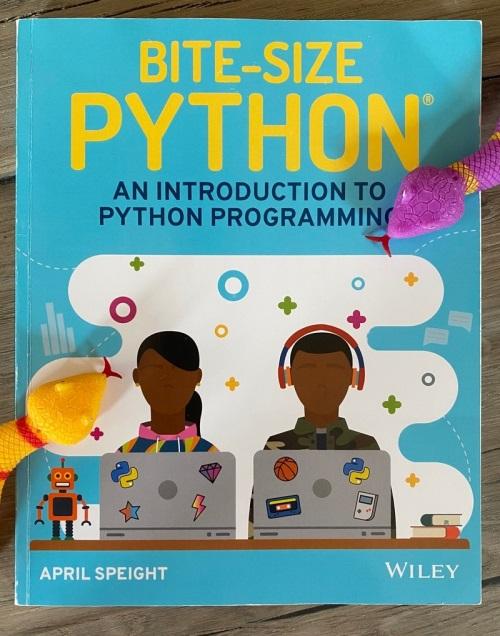Bite-size Python book