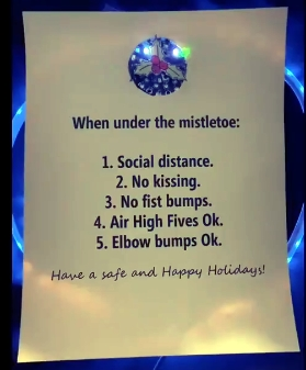 Holiday Signage